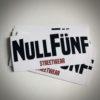 Aufkleber NullFünf Streetwear