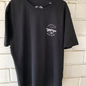 T-Shirt First Love Schwarz