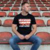 T-Shirt Grotenburg schwarz