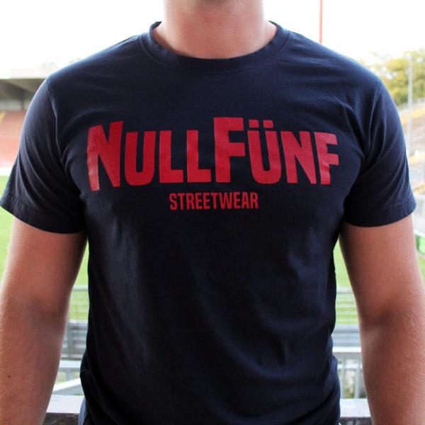 T-Shirt NullFünf Classic navy